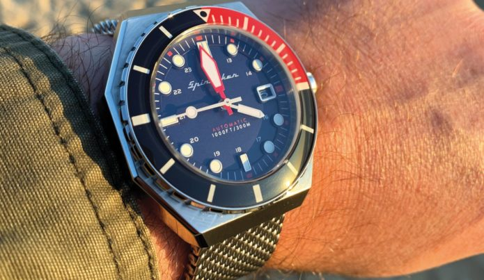 Spinnaker Dumas review: This classy diving watch delivers staggering value