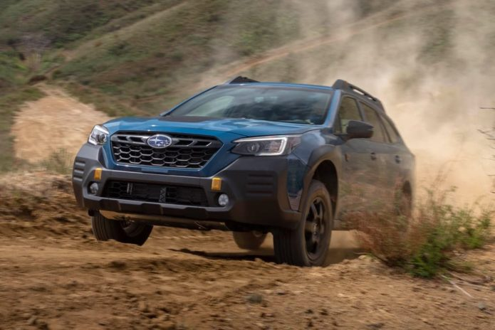 New Subaru Outback Wilderness revealed