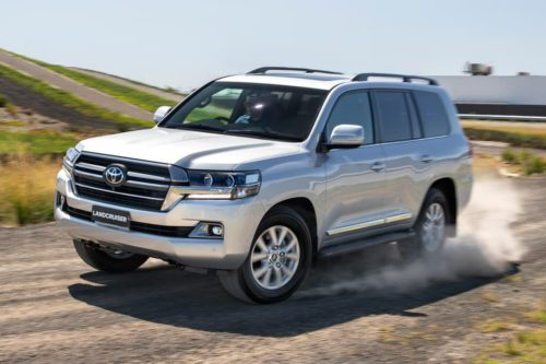 Outrageous Toyota LandCruiser prices to continue