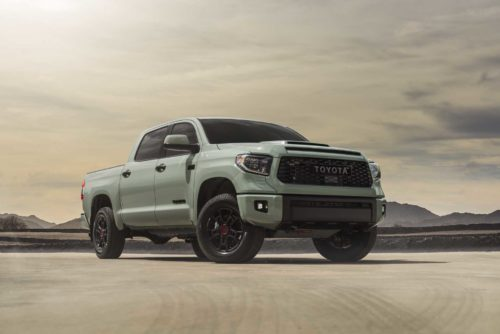 The New Toyota Tundra: What You Need to Know