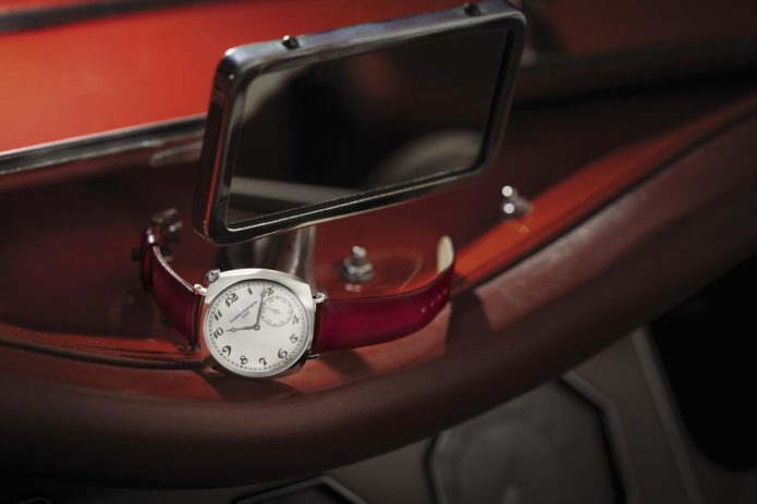 Vacheron Constantin's Newest Dress Watch Looks Back to The Jazz Age