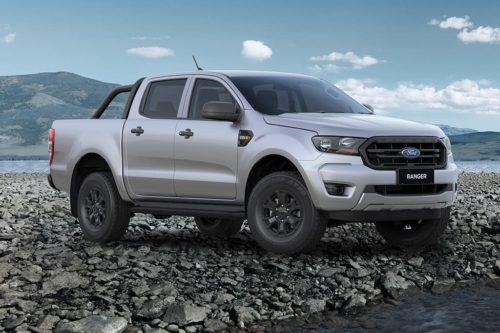 Yet more Ford Ranger variants released