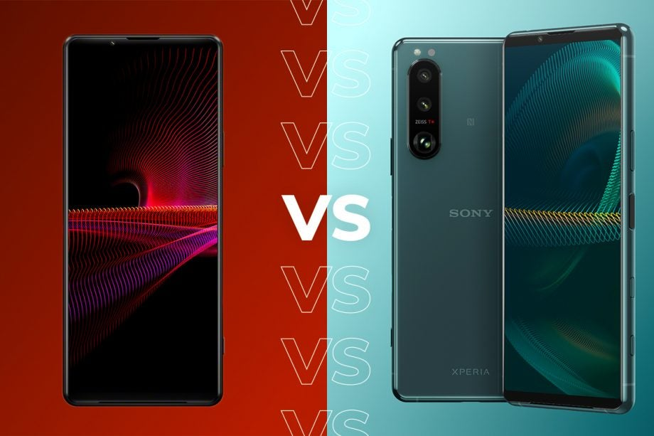 Sony Xperia 1 III vs Sony Xperia 5 III: What's the difference?