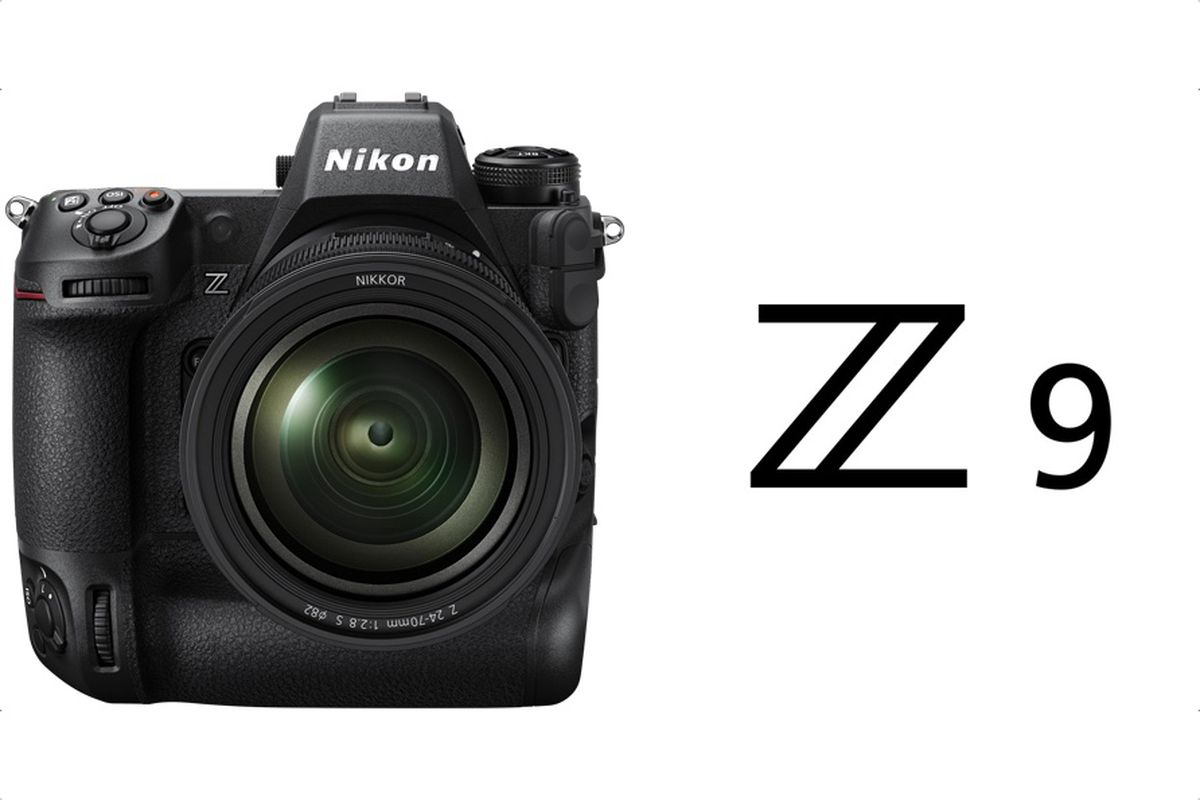 Will the new Nikon Z9 feature a heated handgrip and 'Niko' smart assistant? Nope.