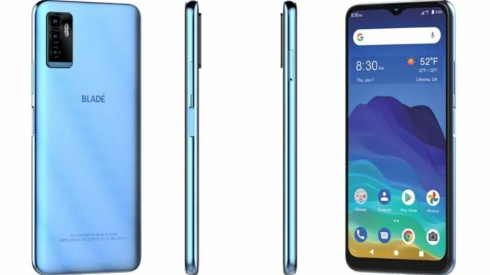 ZTE Blade 11 Prime budget phone comes with wireless charging
