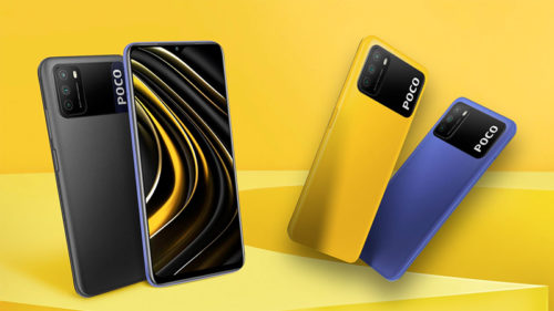 POCO M3 Pro 5G unique design revealed through leaked render ahead of May 19th launch