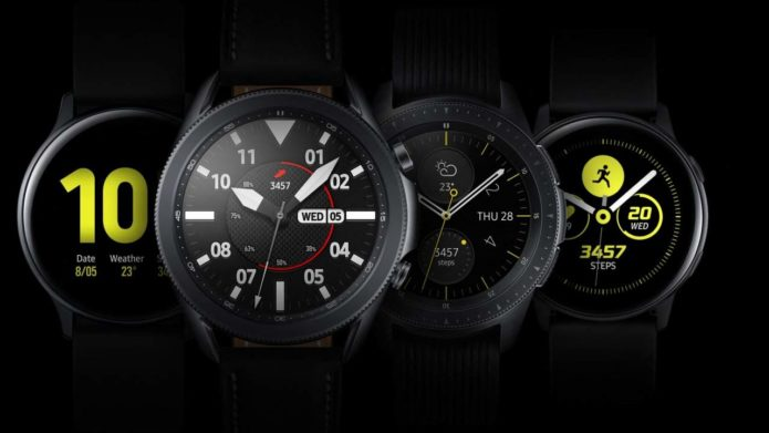 Galaxy Watch with Tizen will get three years of updates
