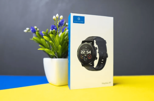 Haylou RT LS05S Smartwatch Review: 20 days battery Back-up