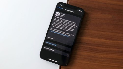 Update your iPhone to iOS 14.6 now — Apple issues urgent security fix
