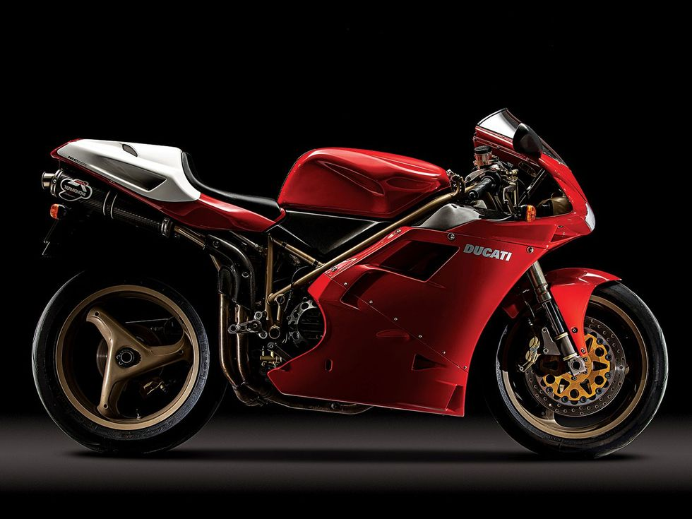 The 50 Most Iconic Motorcycles of All Time