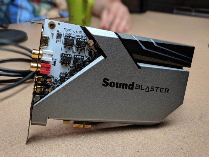 Why don't we have more sound card options? | Ask an expert