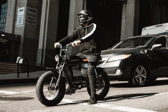 This Awesome E-Bike Takes the Pain Out of Urban Riding
