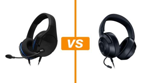 HyperX Stinger Core vs Razer Kraken X Lite: Compare entry-level headsets