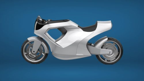 Tesla Model M motorbike concept is stunning — and I'd like one now