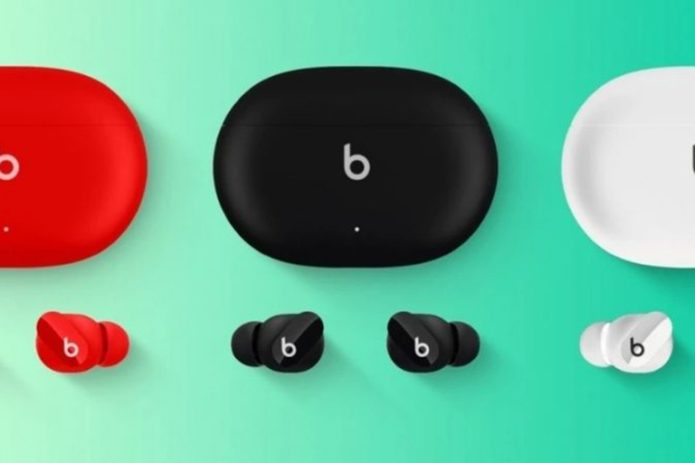 Apple Beats Studio Buds Design Inadvertently Leaked By iOS 14.6 RC
