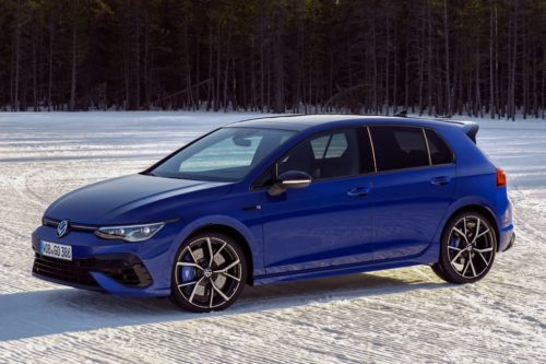 New Volkswagen Golf R to kick off R-car onslaught