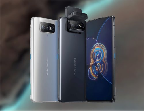 Asus unveils the flagship Zenfone 8 and Zenfone 8 Flip