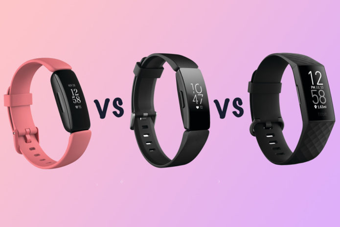 Fitbit Inspire 2 vs Inspire HR vs Charge 4: What's the difference?