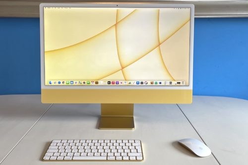 Apple iMac 24-inch (2021) review