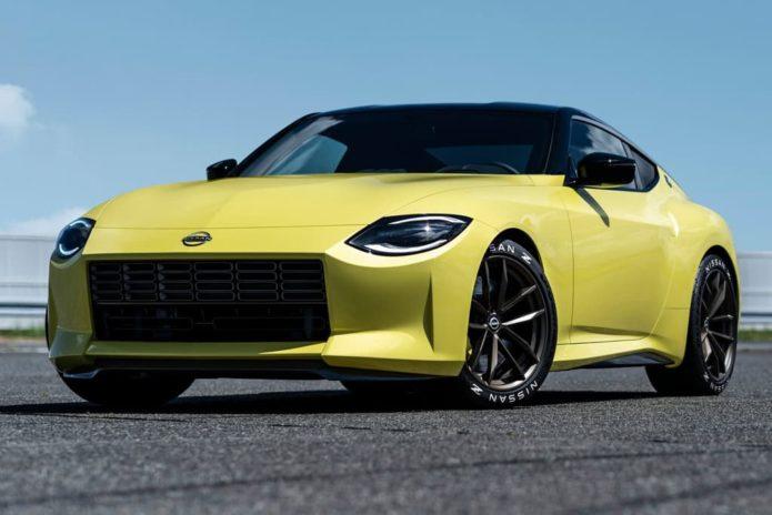 New Nissan Z release details revealed