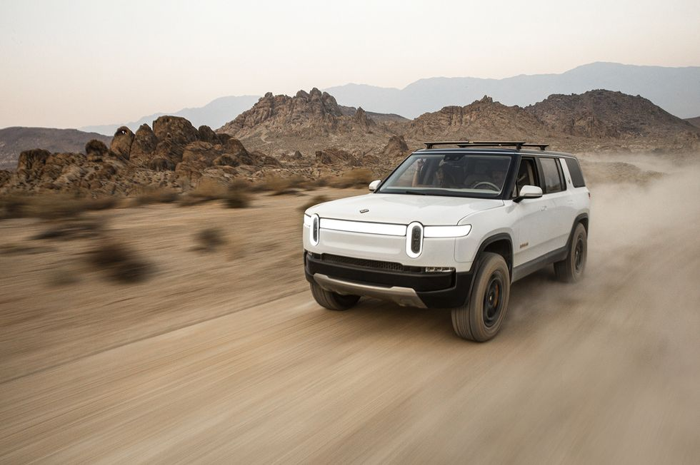 As Rivian EVs' First Deliveries Near, Startup Seeks More Ways to Stand Out