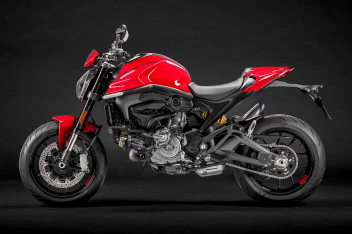 2021 Ducati Monster+ Test: The Streets of San Francisco, and Beyond