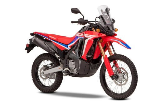 2021 Honda CRF300L & Rally Review – First Ride