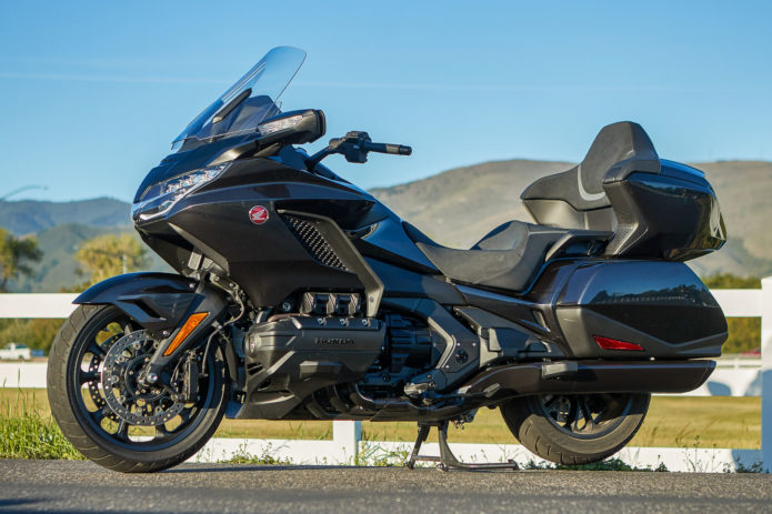 2021 Honda Gold Wing Tour DCT Review: Madonna Bound, Two-Up