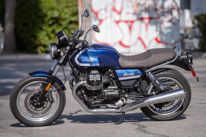 2021 Moto Guzzi V7 Special E5 Review (18 Fast Facts)