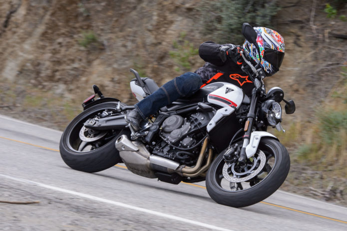 2021 Triumph Trident 660 Review (13 Fast Facts On The New Triple)
