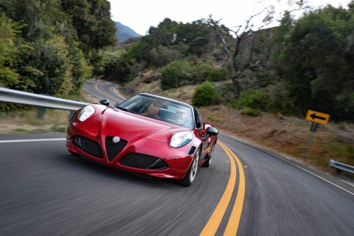 The Final 4C: 2021 Alfa Romeo 4C Spider 33 Stradale Tributo