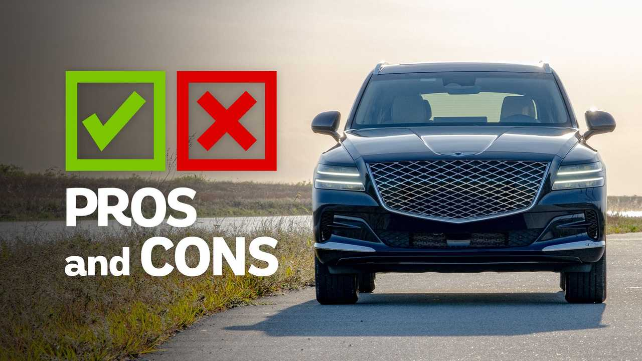 2021 Genesis GV80 Pros And Cons: A Class Above