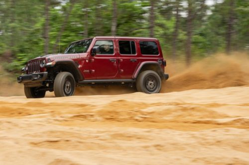 Jeep Wrangler Xtreme Recon Package Debuts With 35-Inch Tires