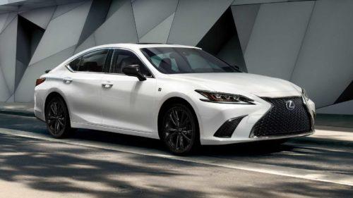 2021 Lexus ES 250 review