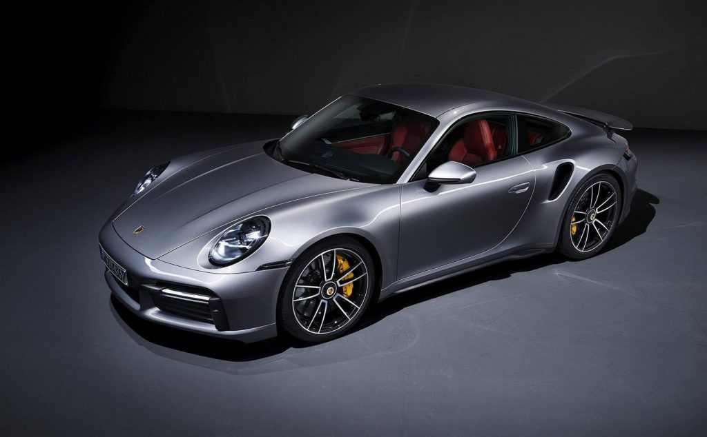 2021 Porsche 911 Turbo review