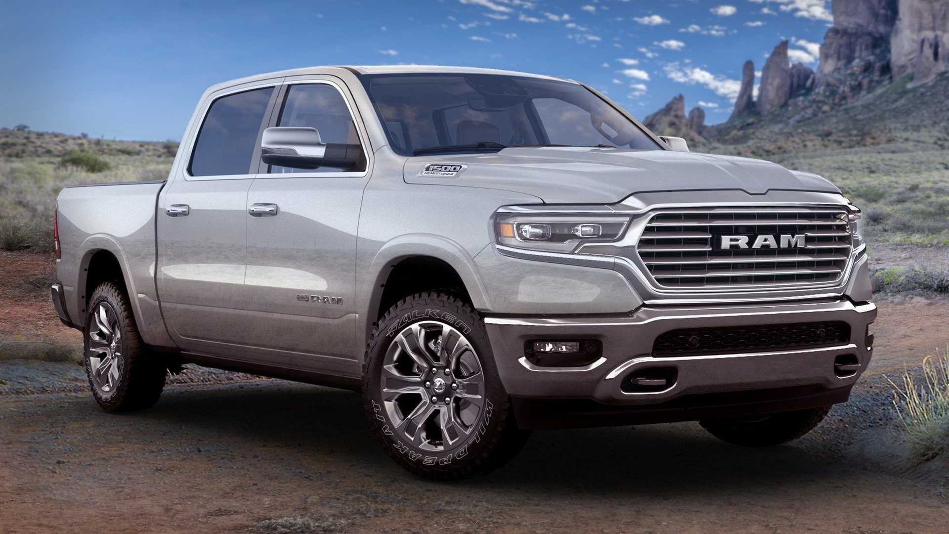 2021 Ram 1500 Limited Longhorn review