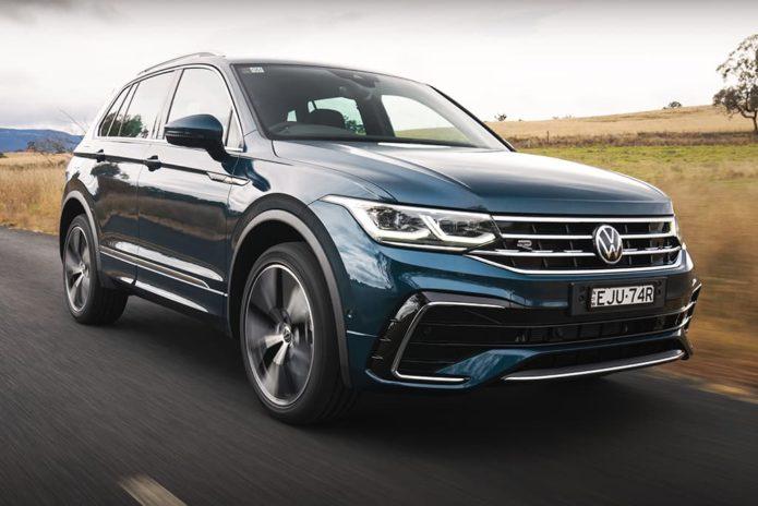 2021 Volkswagen Tiguan 162TSI R-Line review