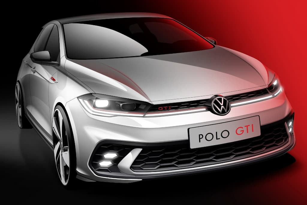 New Volkswagen Polo GTI teased