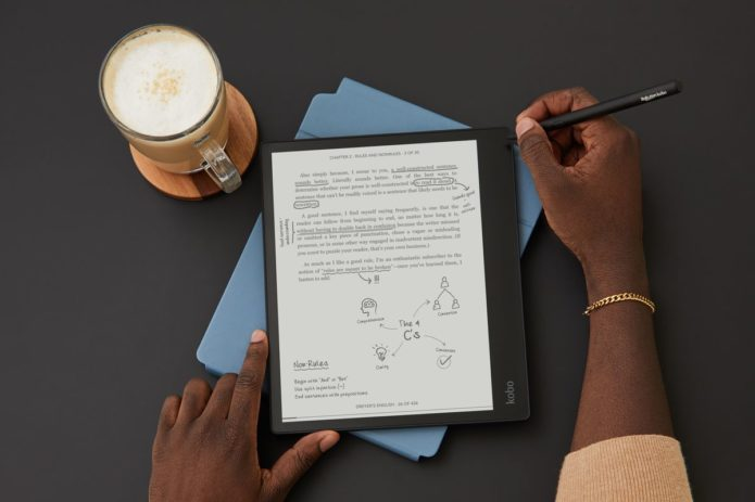 Kobo Elipsa: the stylus-toting ereader that wants to take on the iPad