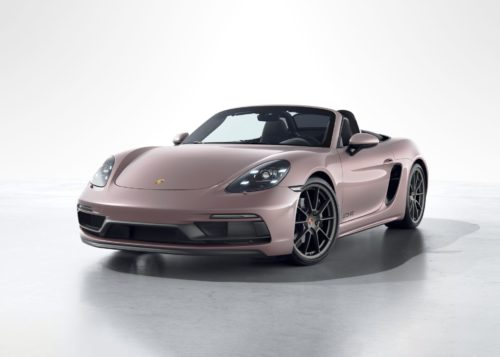 2022 Porsche 718 Boxster, Cayman Get Slightly More Expensive