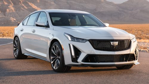 Cadillac CT5-V Blackwing Rendering Shows Cool Coupe GM Won't Build