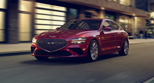 2022 Genesis G70 First Drive Review: Rules Of Engagement