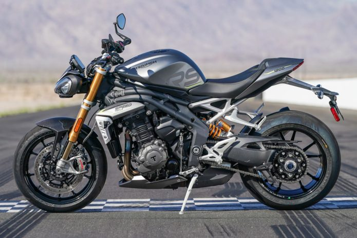 2022 Triumph Speed Triple 1200 RS Review (13 Fast Facts)