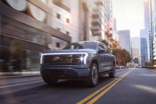 Full details: 2022 Ford F-150 Lightning launched