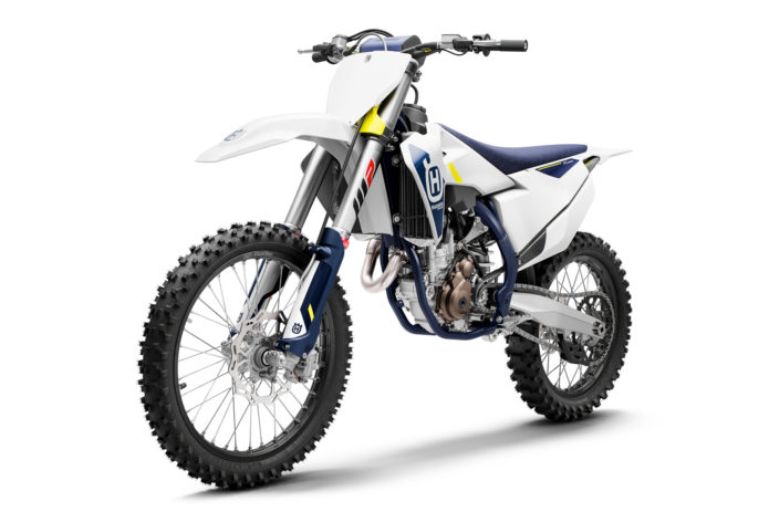 2022 Husqvarna Four-Stroke Motocross Lineup First Look: 4 Fast Facts