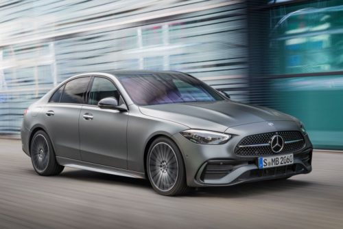 Mercedes-Benz C-Class All-Terrain Debuts As Off-Road-Ready Wagon