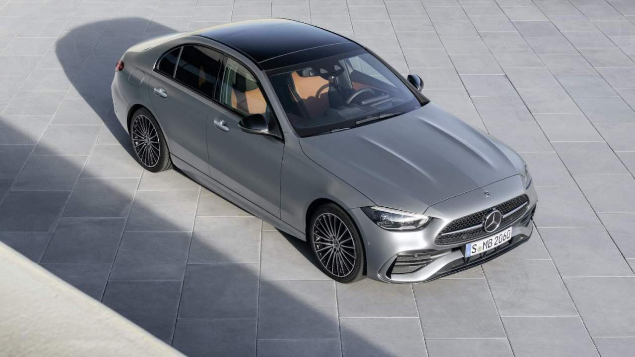 Mercedes takes a new approach with 2022 C-Class trims