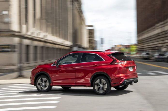 Tested: 2022 Mitsubishi Eclipse Cross Is Bigger and Better To Behold, but Greatness Escapes It