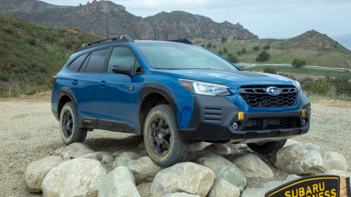 Here Are the 2022 Subaru Outback Wilderness's Coolest Upgrades