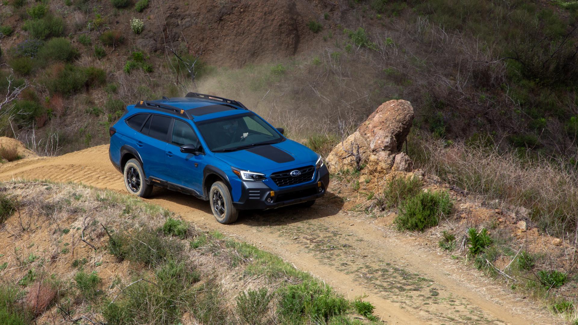 2022 Subaru Outback Wilderness Review